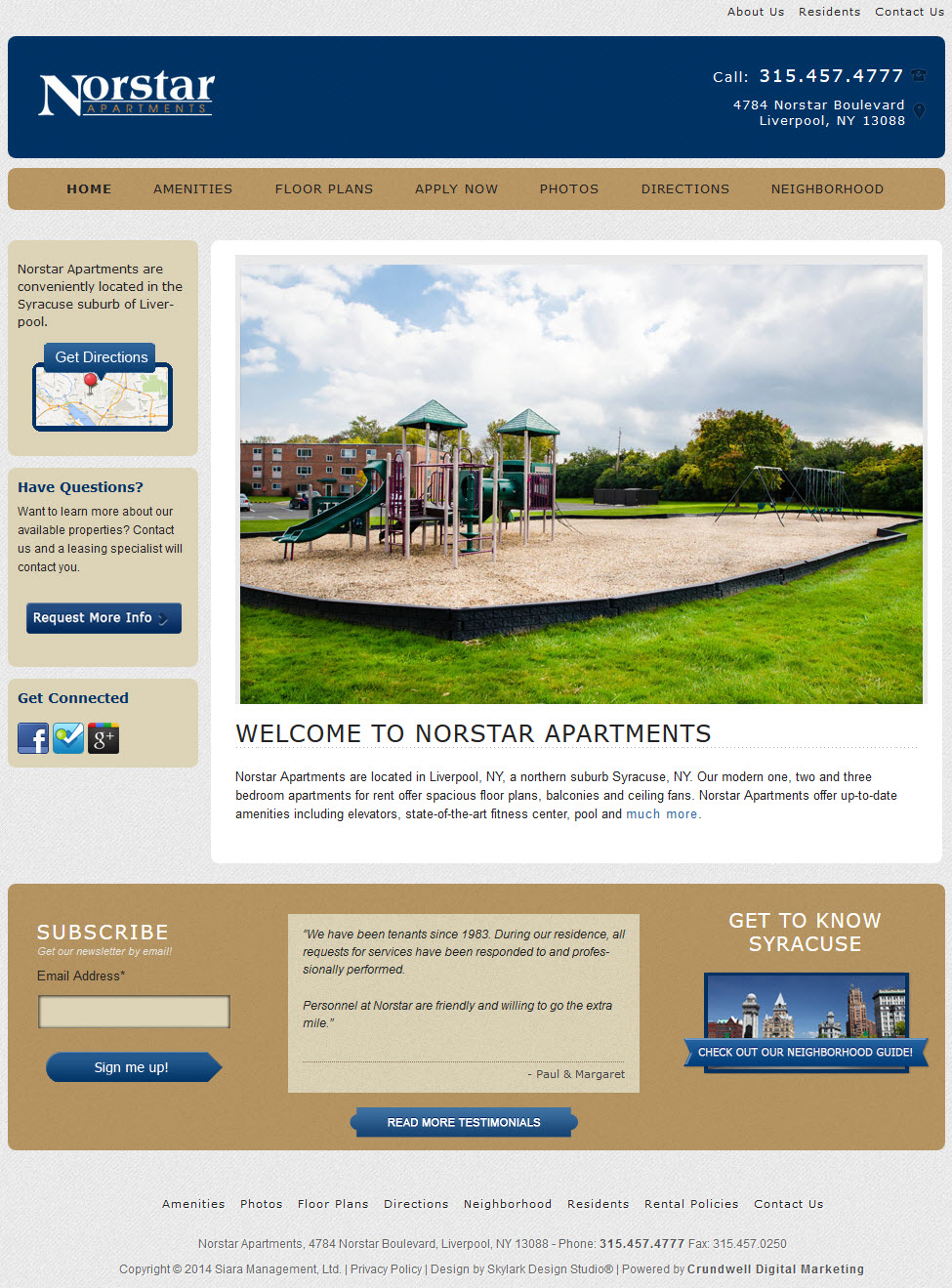 Norstar Apartments