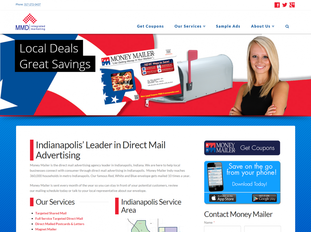 Money Mailer Direct Integrated Marketing
